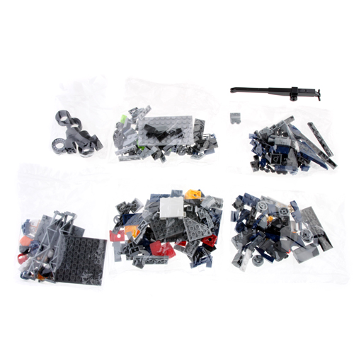 Formula Car Model Assembly Kit Educational Toy Set