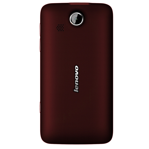 Lenovo LePhone P700 Android 4.0 OS 5.0MP Camera 4.0 Inch IPS Screen 3G GPS - Red
