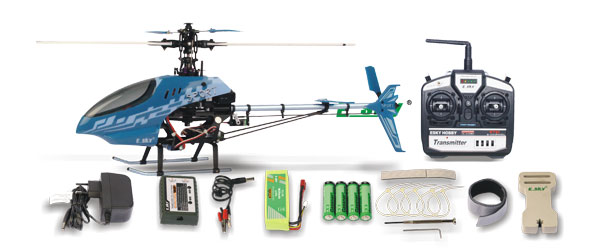 Esky Honey Bee King 3 6CH CCPM RC Helicopter RTF 2.4GHz 000016