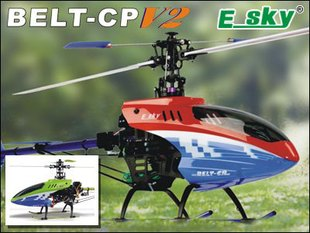 Esky Belt CP V2  6CH CCPM RC Helicopter RTF 2.4GHz 000014