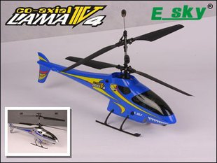Esky Lama V4 4CH Coaxial RC Helicopter RTF 2.4GHz 000006