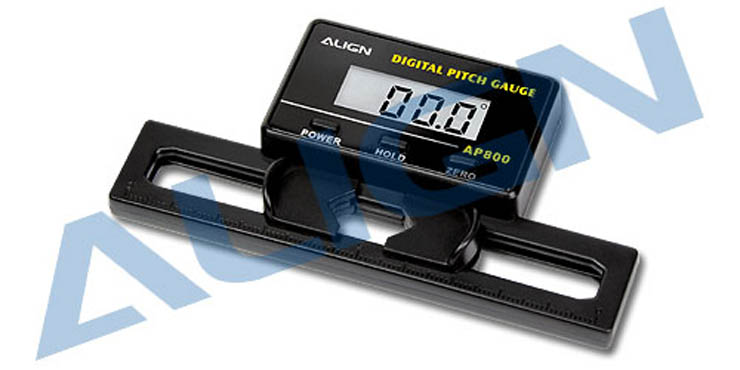 Align AP800 Digital Pitch Gauge HET80001 AP800 Digital Pitch Gauge HET80001