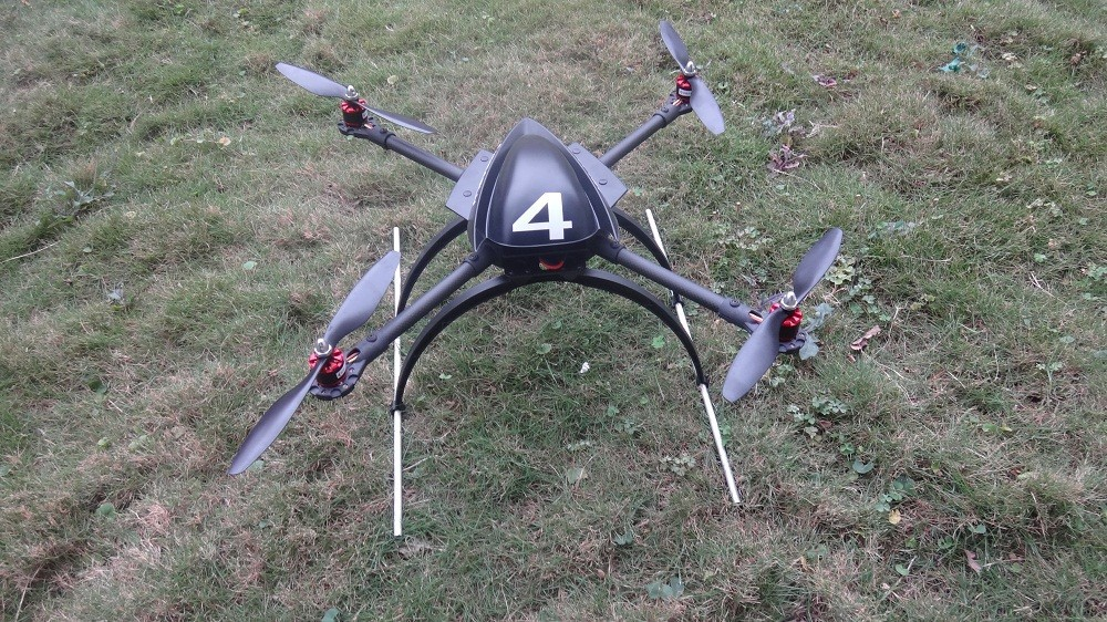 IDEA-FLY IFLY-4S 4-rotor Aircraft Quadcopter UFO ARF Without Transmitter
