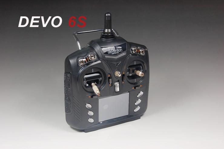 Walkera QR Ladybird with DEVO 6S RC quadrocopter 6-axis 2.4GHz RTF