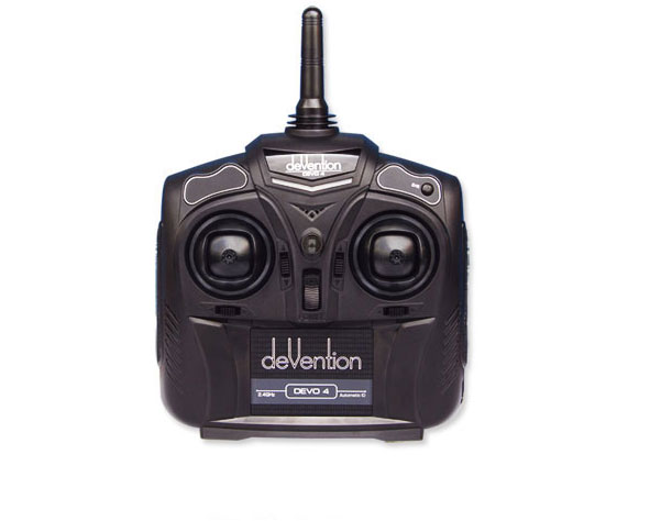 Walkera QR Infra X with DEVO 4 Transmitter Quadcopter RTF 2.4GHz