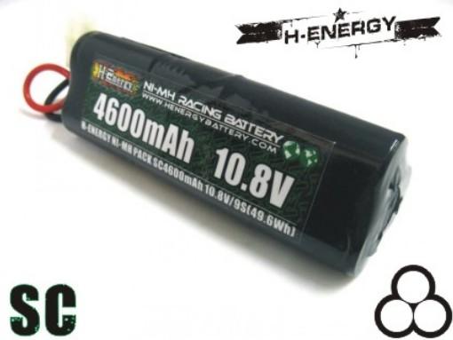 H-ENERGY 4600mAh 10.8V 镍氢电池