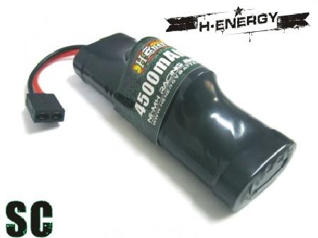 H-ENERGY 4500mAh 8.4V 镍氢电池