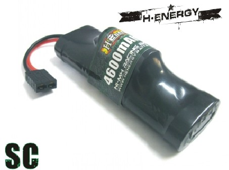 H-ENERGY 4600mAh 8.4V NI-MH Battery