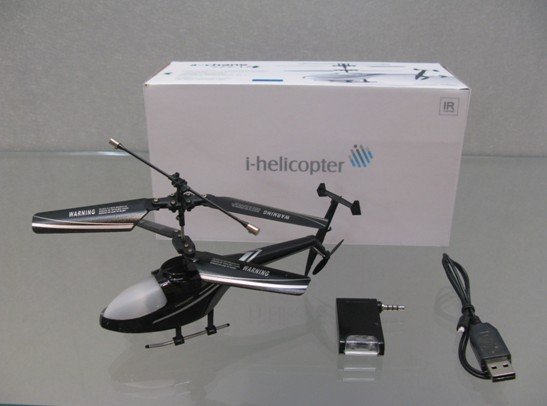 777-171 3CH RC i-helicopter for iPhone/ Android/ iPad/ iPod Touch with Gyro