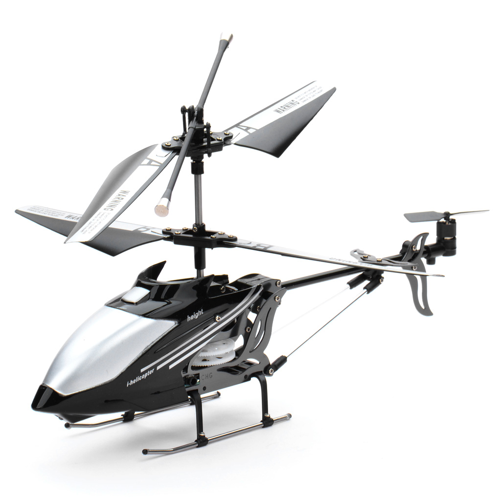 777-173 3CH RC i-helicopter for iPhone/ Android/ iPad/ iPod Touch with Gyro