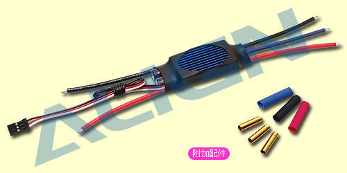 ALIGN 35A Brushless ESC(Governer Mode) RCE-BL35P HES35P01