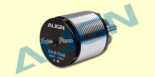 ALIGN 750MX Brushless Motor(450KV) RCM-BL750MX HML75M02