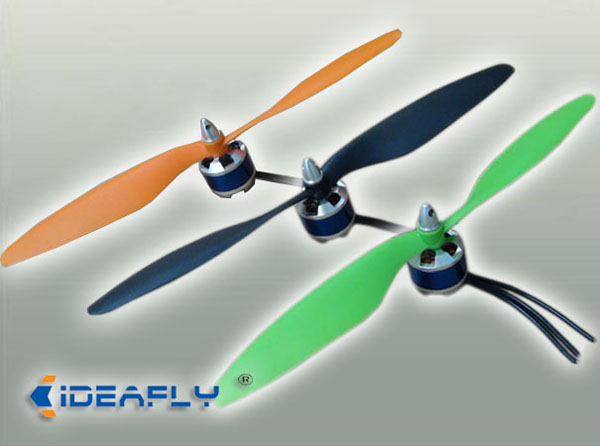 IDEA-FLY IFLY-4 RTF 4-rotor Quadcopter UFO With WFT06X-A Transmitter 2.4GHz