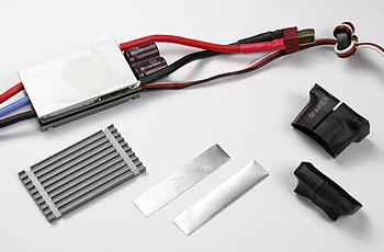 ALIGN Brushless ESC Cooler Plate K10476A