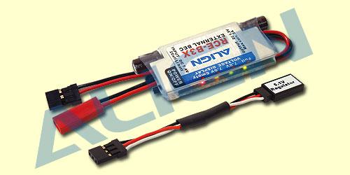 ALIGN 3A External BEC (including 5.1V Step-Down Voltage Regulator) RCE-B3X K10336A