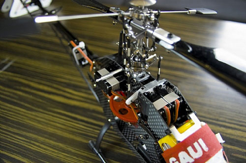 Gaui Hurricane 255 Super Combo RC Helicopter 207955