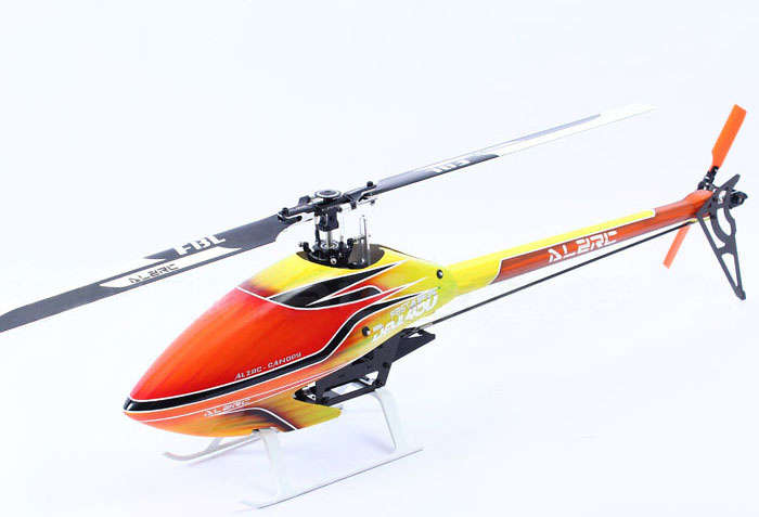 ALZRC Devil 450 FAST SDC FBL Helicopter Standard Combo with 3500KV Brushless Motor+HobbyWing 40A Brushless ESC