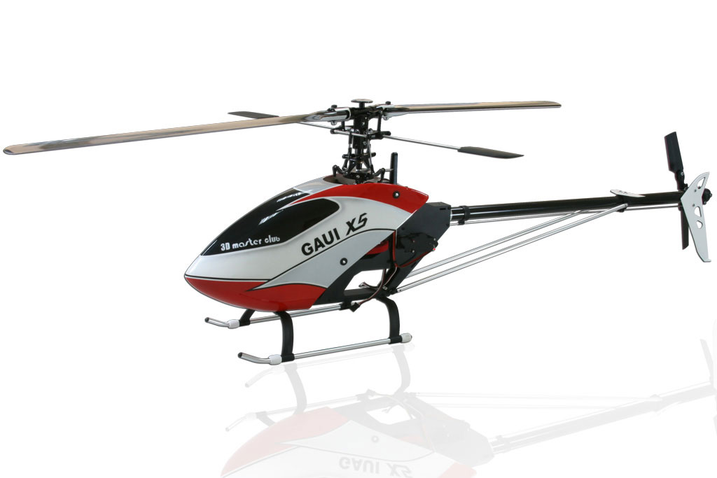 Gaui X5 Lite Basic Kit RC Helicopter 208007