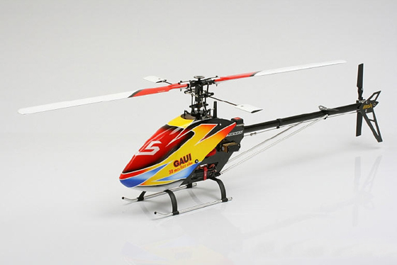 Gaui X5 Kit RC Helicopter 208005