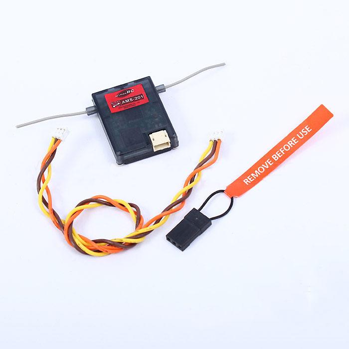 ALZRC allMaxRC 2.4G DMS2 Satellite Receiver
