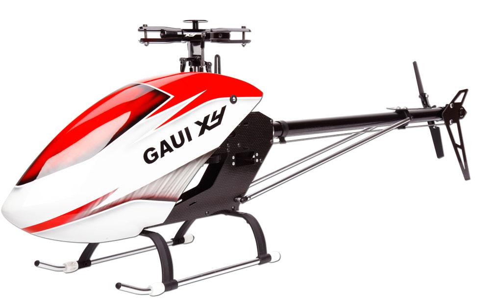 Gaui X4 Basic Kit RC Helicpoter 213001