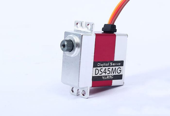 ALZRC DS45MG 450 CCPM Micro Digital Metal Servo RCS-DS45A