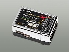 Align TREX 550E Combo V2 3GX KX021008