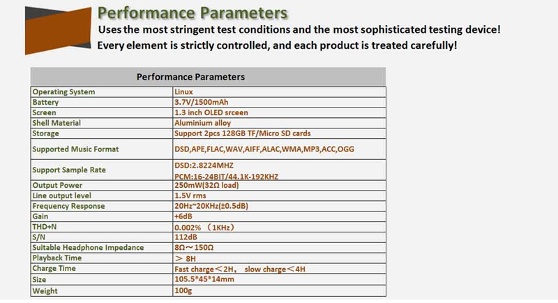 XDuoo XD 05 Portable Audio DAC Headphone Amplifier Support