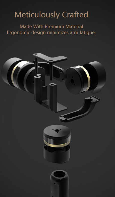 fy-g4 3-axis handheld gimbal firmware v1.21