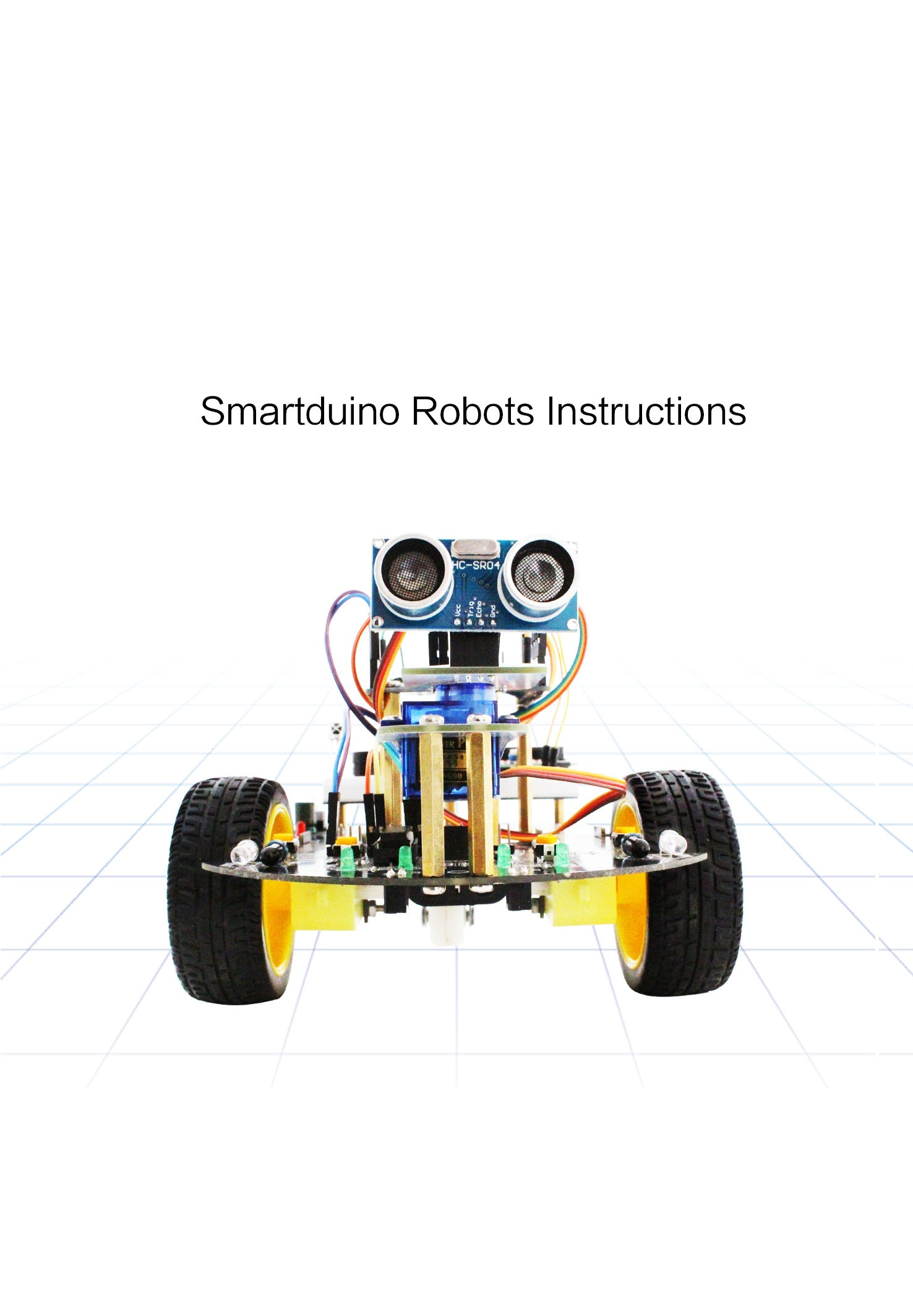 Intelligent Car Robot Kit with Arduino UNO Controller R3 Tracking