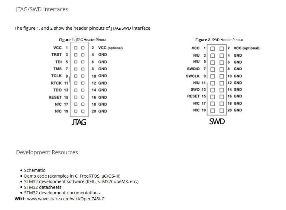 Details about STM32 Core Board Core746I for STM32F746IGT6 + IO Expander  1024kB 64M Bit SDRAM