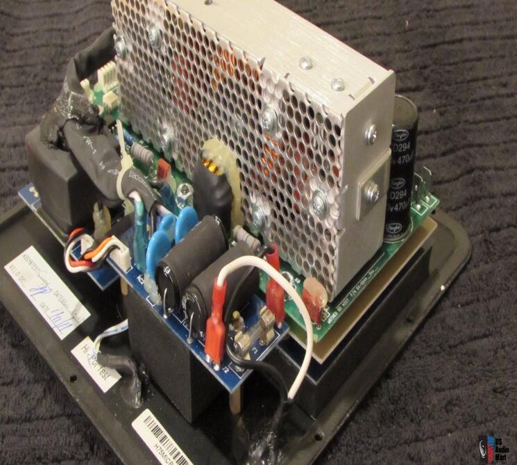Digital Audio Power Amplifier Board TMS320 C2000 Class D