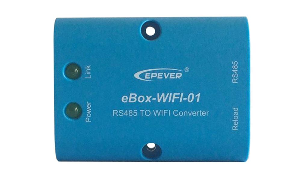 Ebox-wifi-01 Rs485 To Wifi Converter Für Epsolar Solarregler Lsb Bn Vs