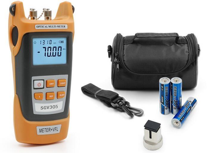 Handheld Laser Power Meters : Sgv optical power meter tester handheld laser light