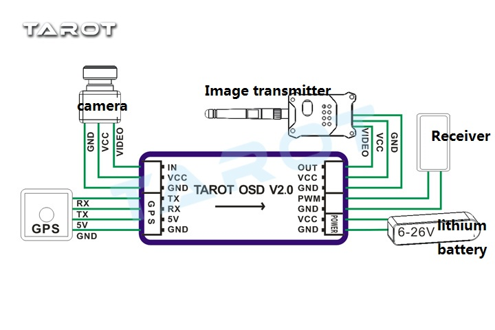 53807-3 Quadcopter Esc Wiring Diagrams In on