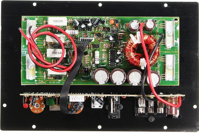 Car Audio Amplifier Board Power 12v 1000w Mono Powerful