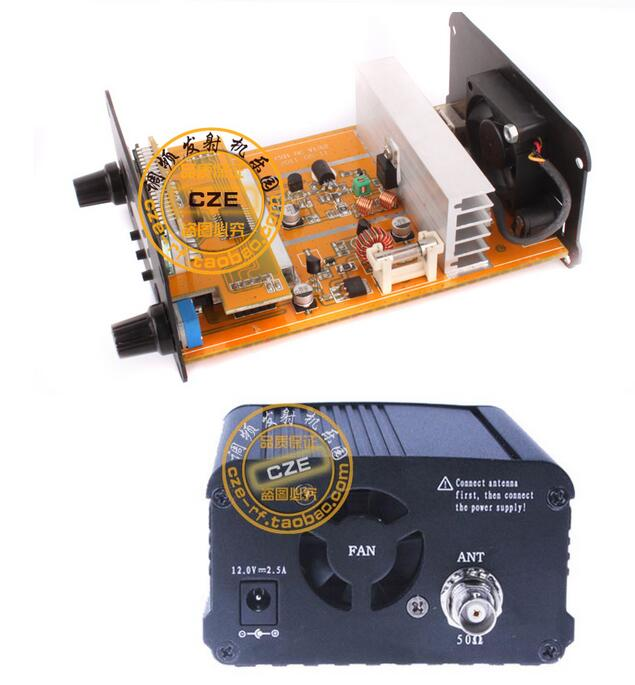 frequency modulation transmitter Introduction: this fm stereo transmitter that can be used for factories, schools, supermarkets, farms, or create your own radio station - modulation: fm stereo.
