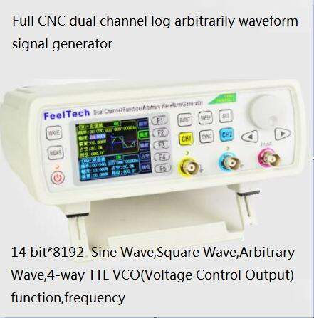 RD JDS6600 25MHz 2-Channel DDS AW Function Signal Generator - Page 1