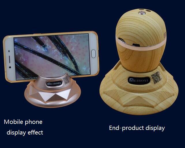 T01 1080p 2 Mega Pixel Wireless Wifi Scalp Hair Follicle