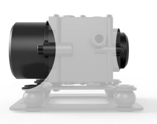 Mini 16406 Brushless Motor Water Pump For 5kg 10kg
