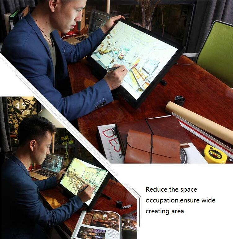 UGEE Graphic Tablet Monitor Pro Art Design Drawing UG-2150 21 5