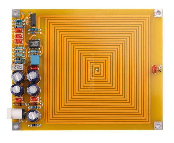 7 83hz Schumann Resonance Ultra Low Frequency Pulse