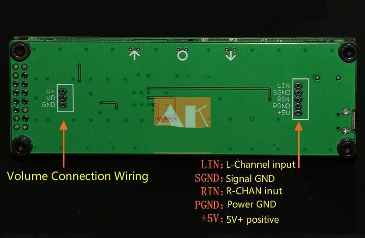 Spectrum Indicator Audio Level Display Vu Meter Music
