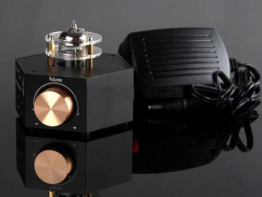 Nobsound NS-02E Vacuum Tube Headphone Amplifier HiFi Class A Stereo Audio Preamp