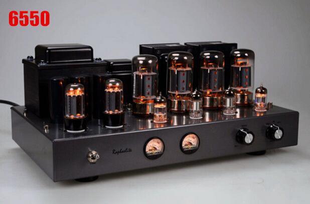 Raphaelite CP65 Tube Amplifier Multi-function Push-pull KT88 6550