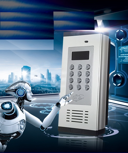 K6 Wireless Intercom System Security 2g Audio Intercom